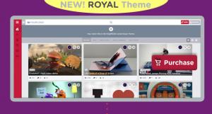 اسکریپت اشتراک گذاری چند رسانه ای King MEDIA نسخه 4.1